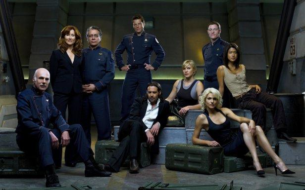 Promo de BAttlestar Galactica