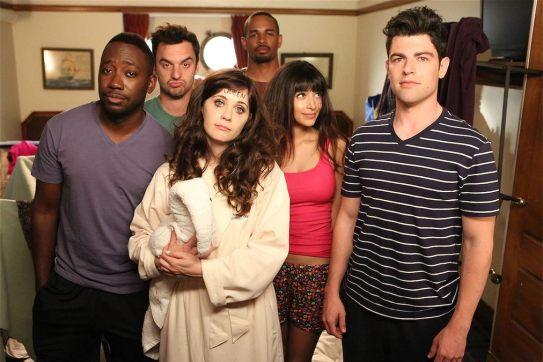 Promo de la season finale de la tercera temporada de New Girl