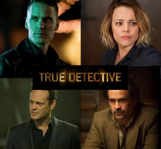 Promo de la segunda temporada de True Detective