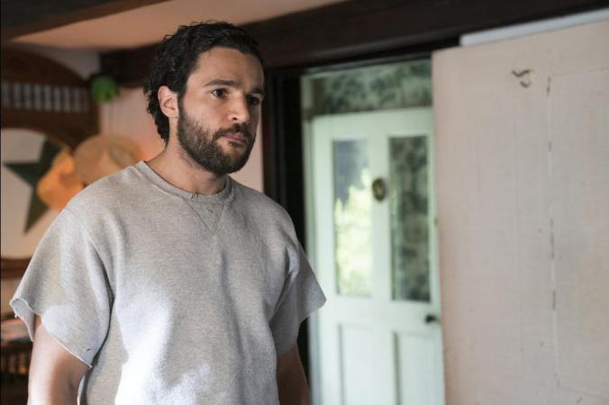 Christopher Abbott en la primera temporada de The Sinner